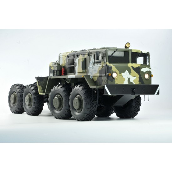 Cross RC BC8 Mammoth 8x8 Off-Road Military Truck Kit CZRBC8F