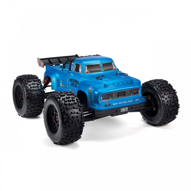 Arrma NOTORIOUS 6S Stunt Truck 1/8 4WD Brushless RTR ARAD89**