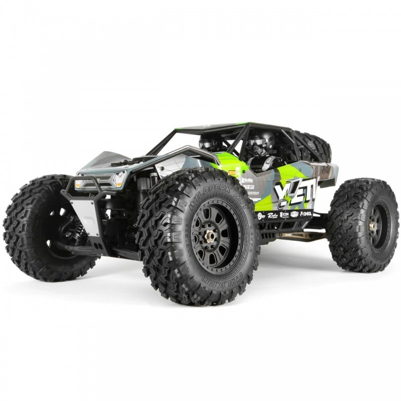 Axial Yeti XL 1/8th Scale Electric 4WD Kit AXIAX90038