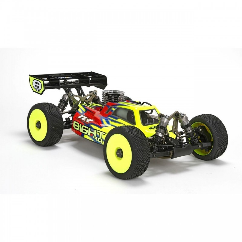 Losi 8IGHT 4.0 Nitro Buggy Race Kit TLR04003