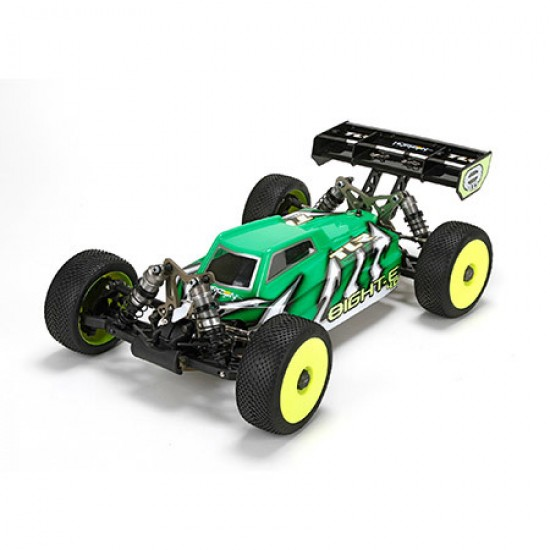 Team Losi Racing 8IGHT-E 4.0 4WD Electric Buggy Kit TLR04004