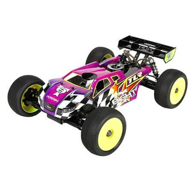 Team Losi Racing 8IGHT-T 4.0 Race Kit 1/8 4WD Nitro Truggy TLR04005