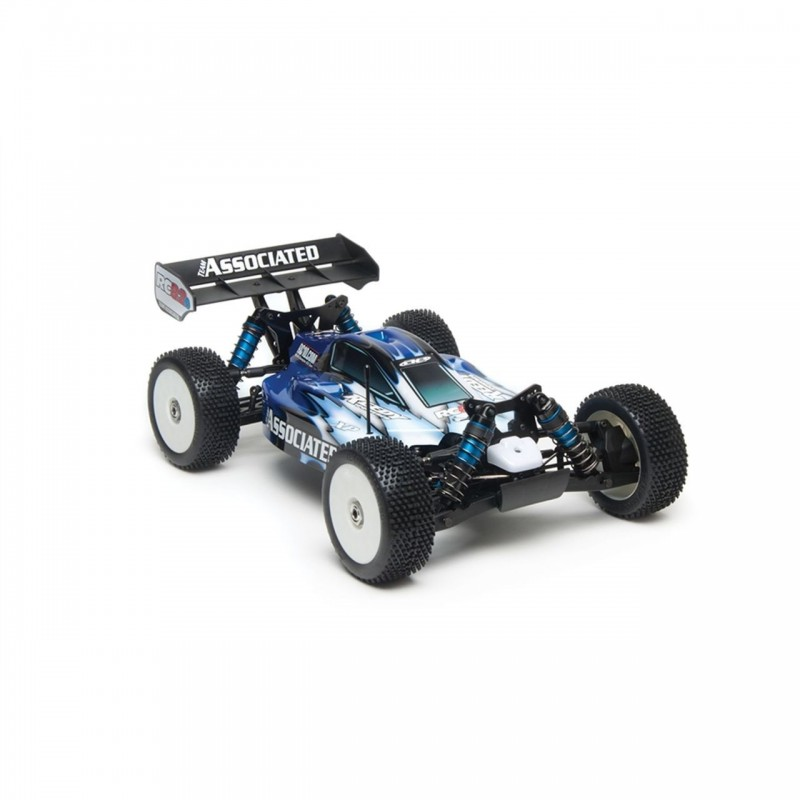 Associated RC8.2e RS 1/8 4WD RTR ASC80908