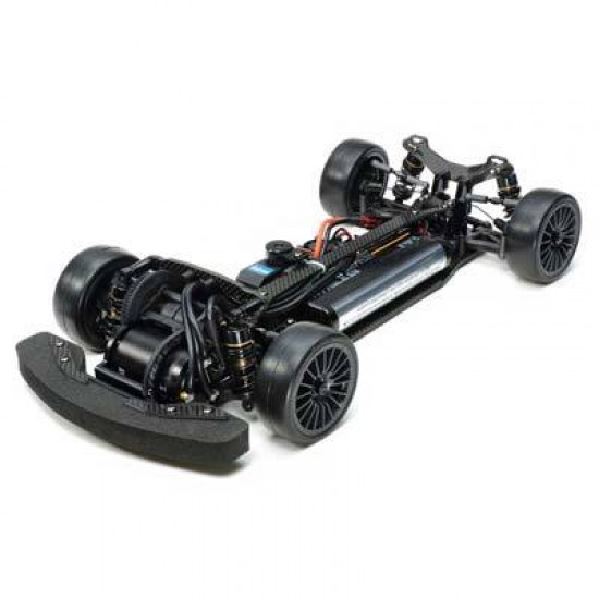 Tamiya FF-04 EVO Chassis Kit Black Edition FWD On-Road TAM84422