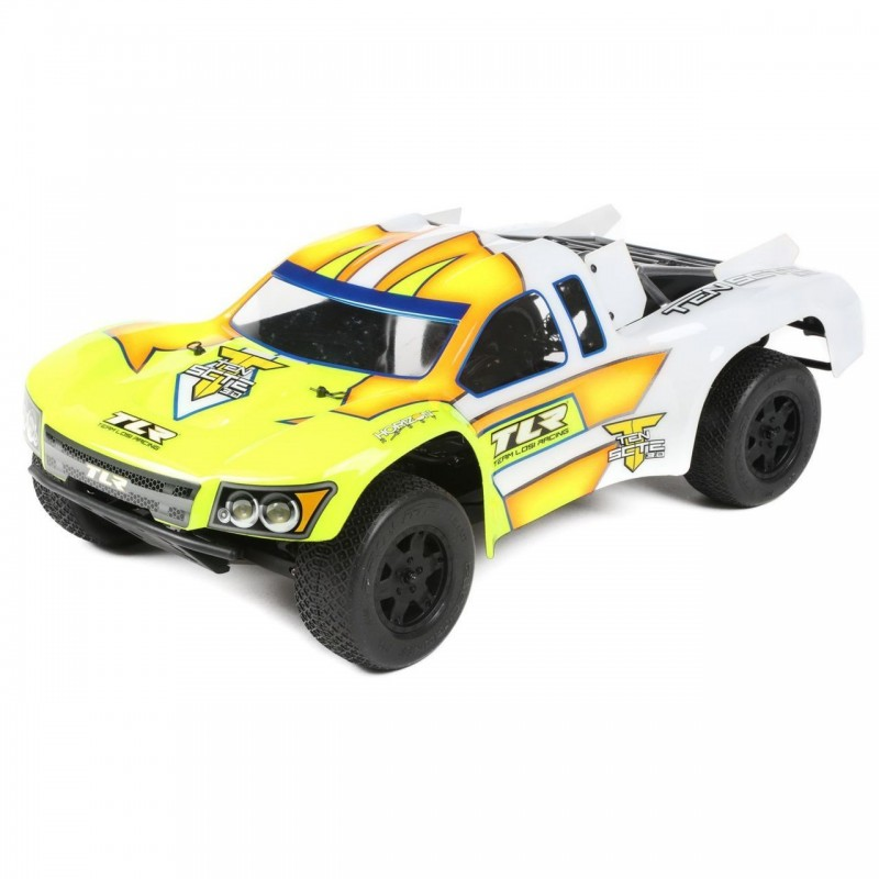 Team Losi TEN-SCTE 3.0 Race Kit 1/10 4WD SCT TLR03008