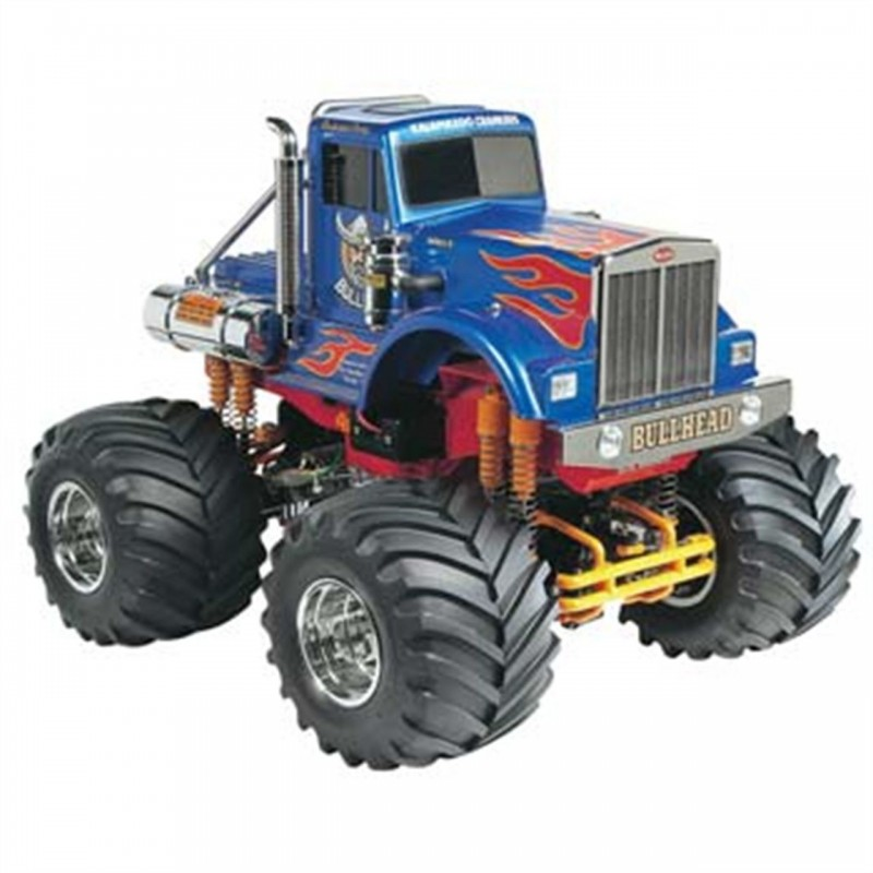 Tamiya Bullhead 1/10 Electric Truck Kit TAM58535