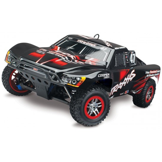 Traxxas Slayer Pro 4X4 1/10-Scale 4WD Nitro-Powered SC Truck TRA59076-3