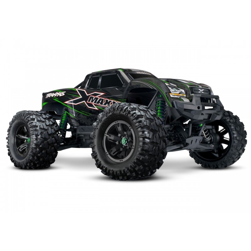 Traxxas X-Maxx 8s-Capable Brushless 4WD Electric Monster Truck TRA77086-4