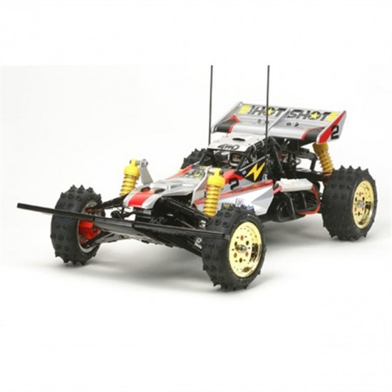 Tamiya 2012 Super Hotshot 4WD 1/10 Buggy Kit TAM58517