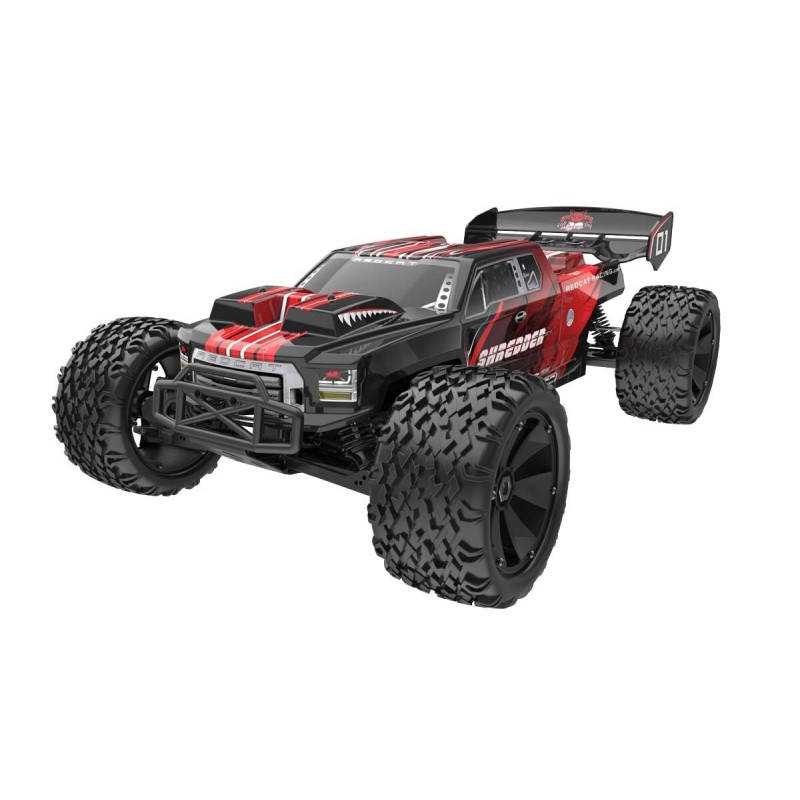 Redcat Shredder 1/6 Brushless Electric Monster Truck REDSHREDDER-RED