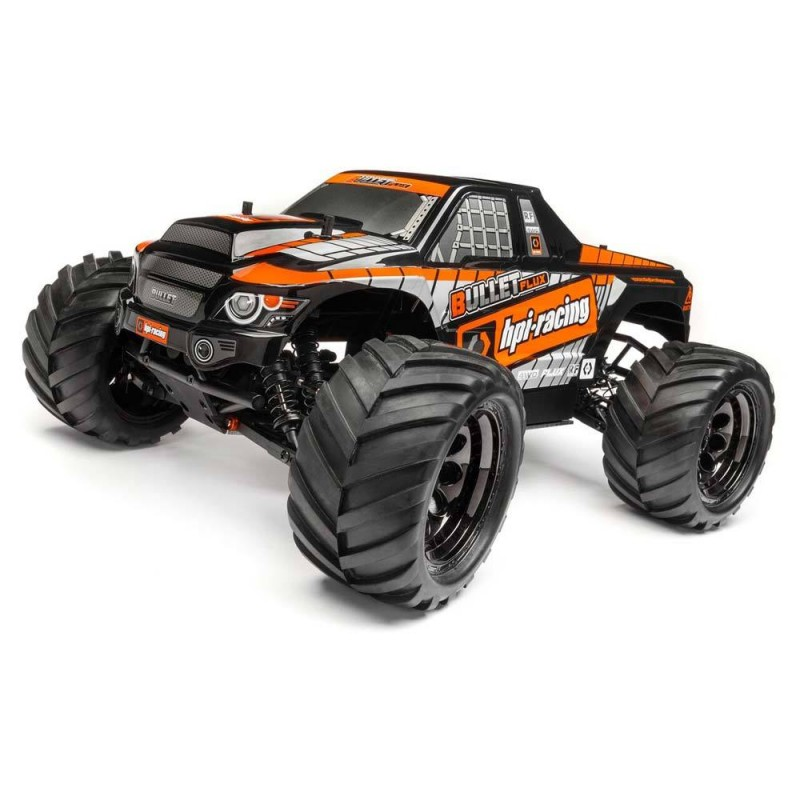 HPI Racing Bullet Monster Truck Flux RTR HPI110663
