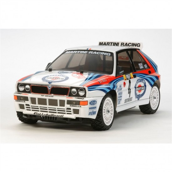 Tamiya Delta Integral 1/10 XV-01 On-Road Car TAM58569
