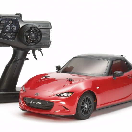 Tamiya XB Mazda Roadster On Road RTR M-05 TAM57891