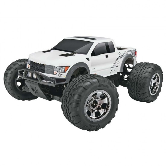 HPI Savage XS Ford Raptor Body RTR 2.4GHz HPI115125