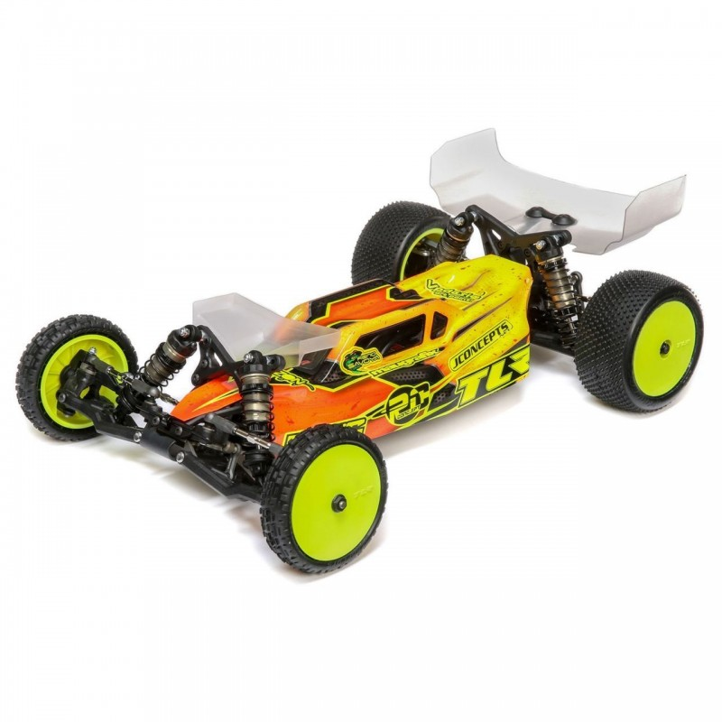 Team Losi Racing 22 5.0 AC Race Kit 1/10 2WD Buggy Astro/Carpet TLR03017