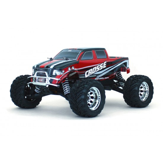 DHK Hobby Crosse Monster Truck Brushless 1/10 RTR DHK8137
