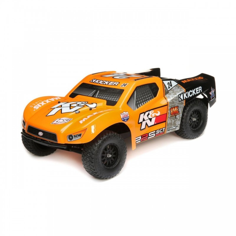 Losi 22S Short Course Truck Brushless 1/10 RTR AVC 2WD LOS03013