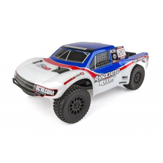 Associated ProSC10 AE Team 2WD Brushless SCT RTR ASC70016
