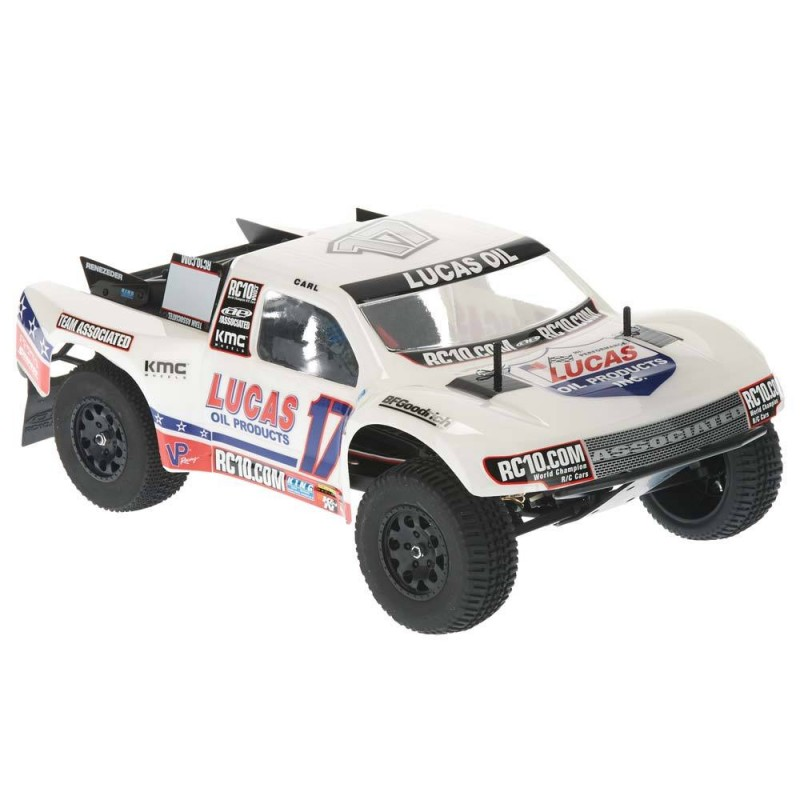 Associated Lucas Oil SC10.3 Brushless RTR ASC7081