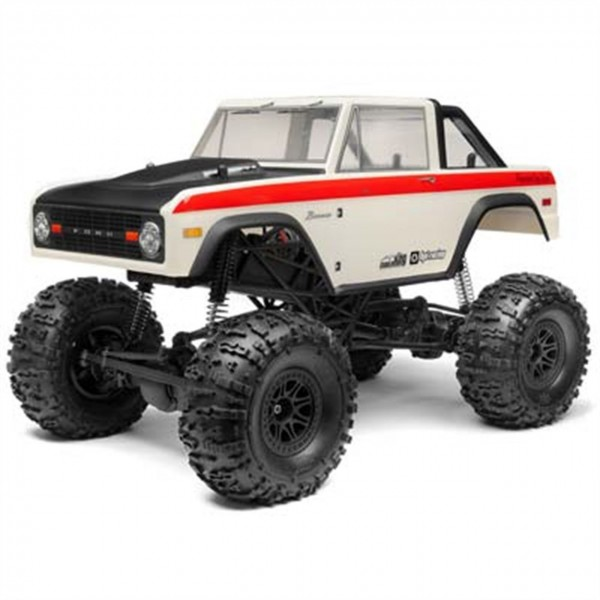 HPI Crawler King RTR with 1973 Ford Bronco Body HP...
