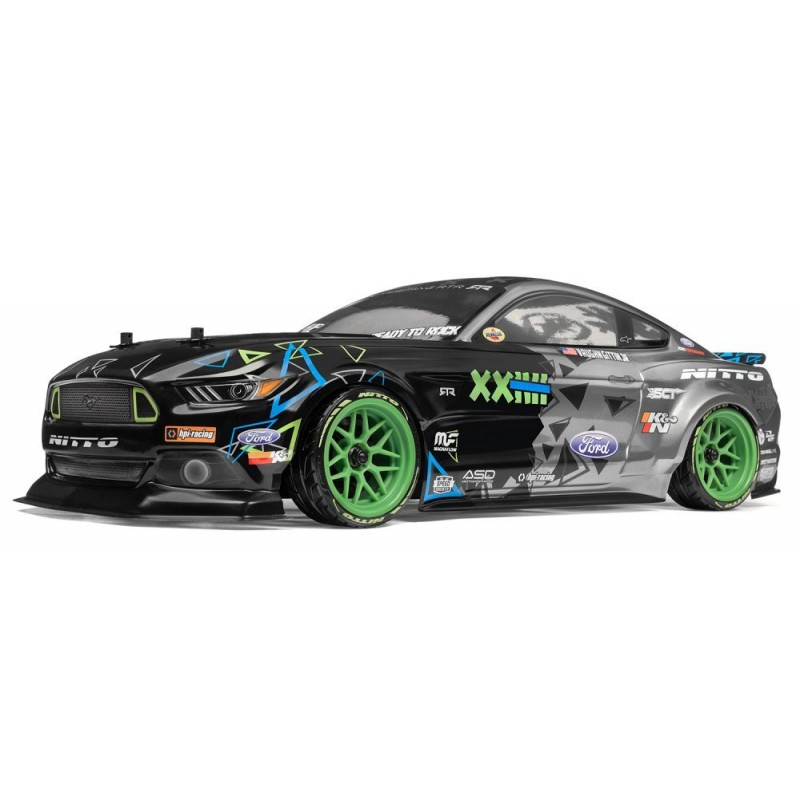 HPI Racing 1/10 RS4 Sport 3 Drift Vaughn Gittin Jr.'s RTR HPI115984
