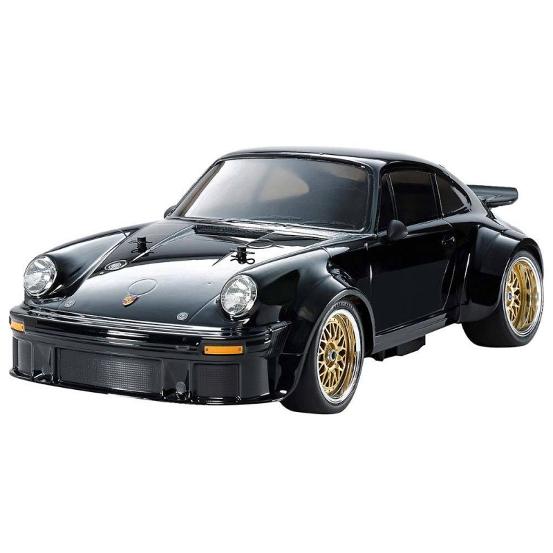 Tamiya RC Porsche Turbo RSR Type 934 TA02SW Black Ed. TAM47362