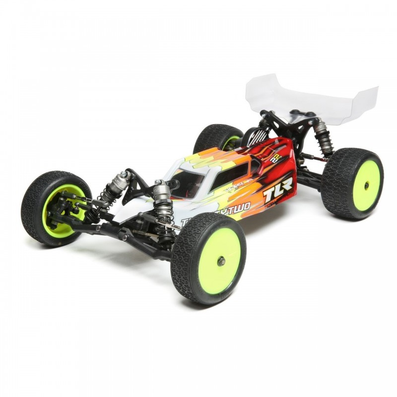 Team Losi Racing 22 4.0 Race Kit 1/10 2wd Buggy TLR03013