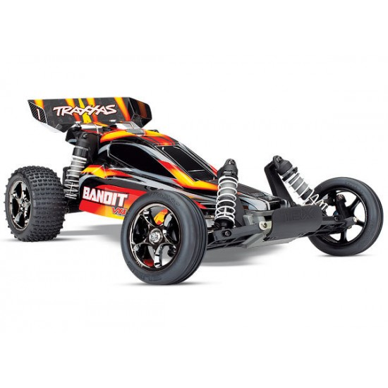 Traxxas Bandit VXL 1/10 Buggy with TSM TRA24076-4
