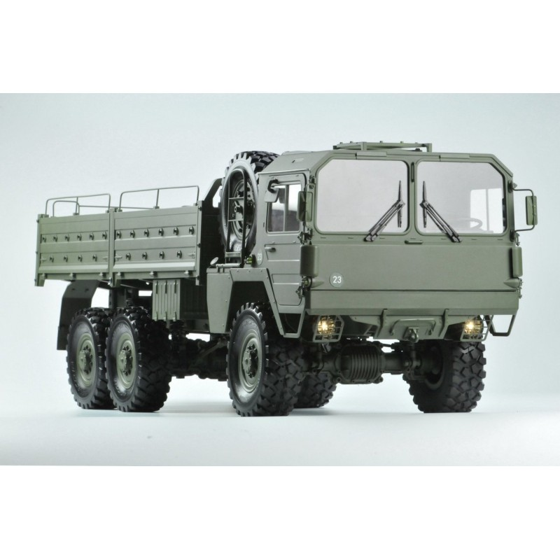 Cross RC MC6-C 1/12 6x6 Military Truck Kit CZRMC6C
