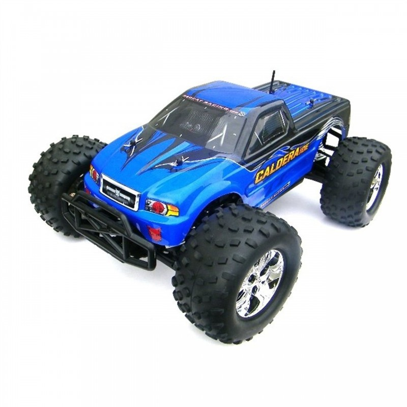 Redcat Racing Caldera 10E 1/10 Brushless Electric Truck RTR REDCALDERA-10E-BLUE