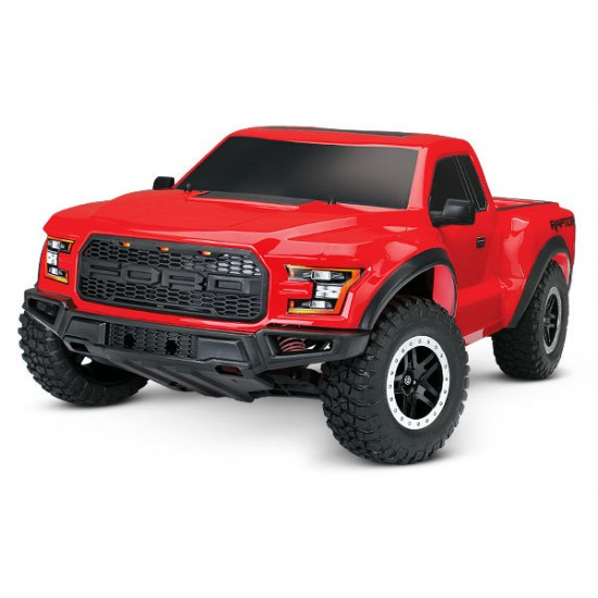 Traxxas Slash Ford Raptor 1/10 2WD RTR with TQ 2.4GHz TRA58094-1