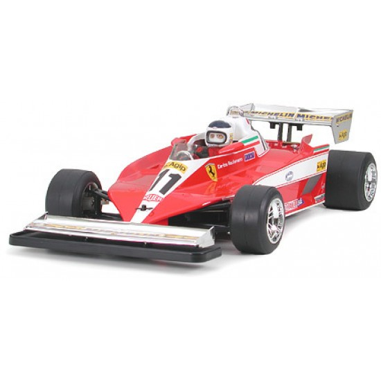 Tamiya Ferrari 312T3 F104W On-Road 2WD TAM47374