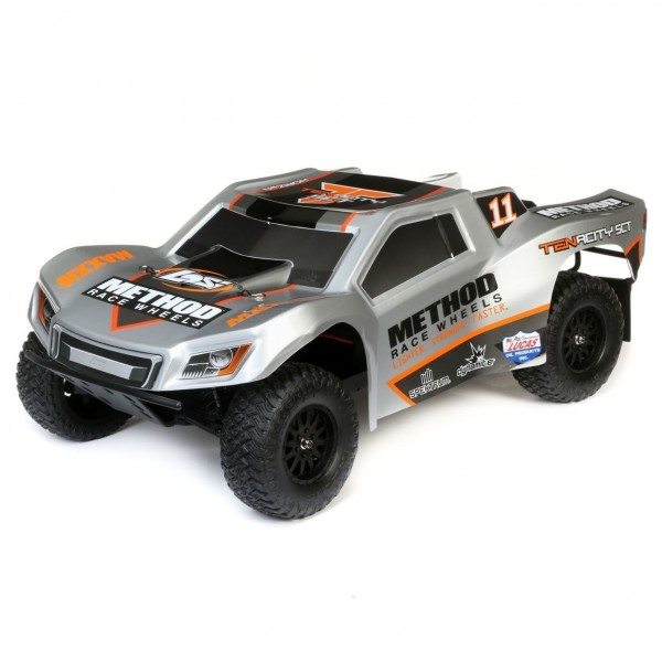 Losi Tenacity Brushed Short Course Truck 1/10 4WD ...