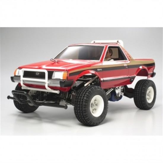 Tamiya Subaru Brat Off-Road 1/10 Electric Truck Kit TAM58384