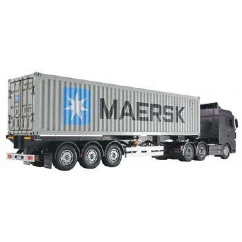 "Tamiya 1/14 scale ""40-Foot"" Container Semi-Trailer TAM56326"