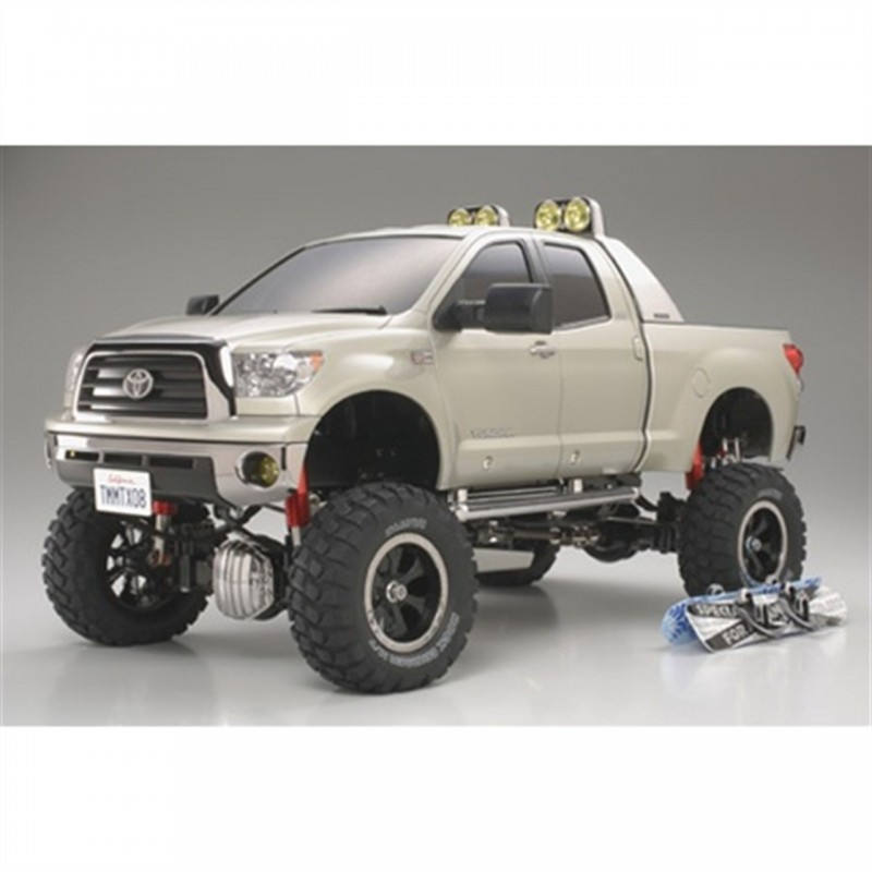 Tamiya Toyota Tundra High-Lift 1/10 Electric Truck Kit TAM58415