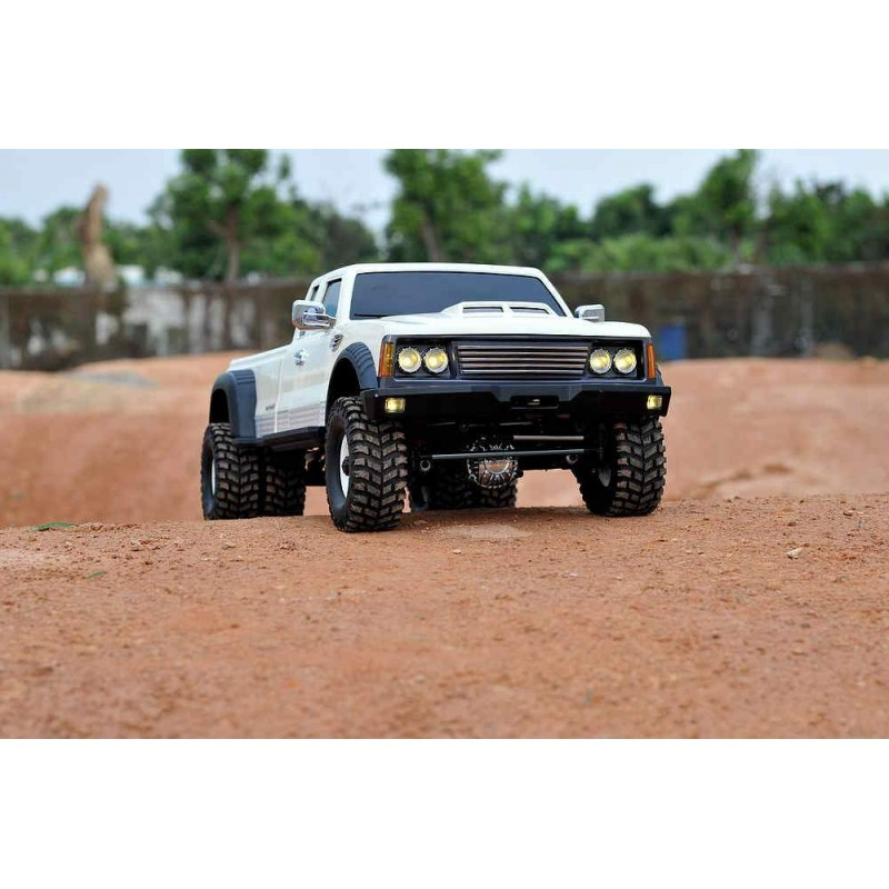 Cross RC PG4L 1/10 4x4 2-Spd Dually Pickup Crawler Kit CZRPG4L