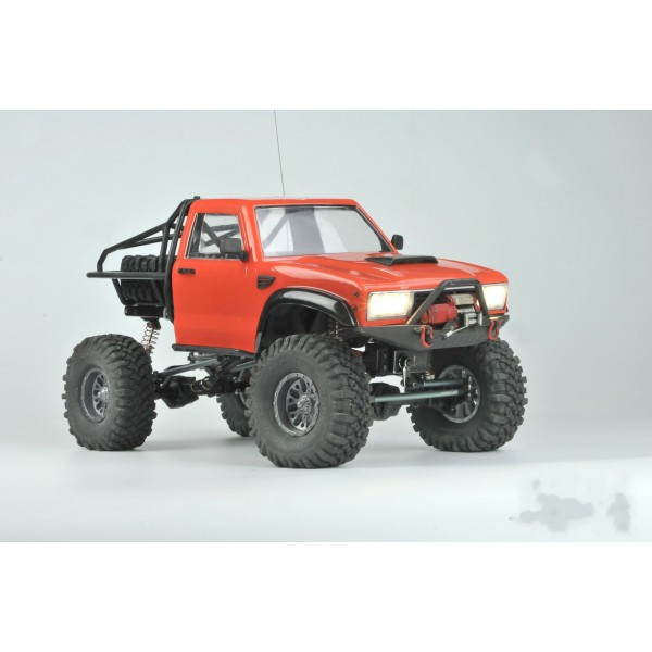 Cross RC SR4C 1/10 Demon 4x4 All Metal Crawler Kit...