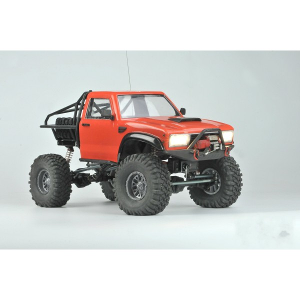 Cross RC SR4B 1/10 Demon 4x4 Crawler Kit with Meta...