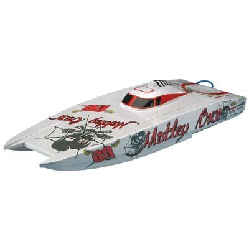 Aquacraft Motley Crew Brushless FE Catamaran 2.4GH...