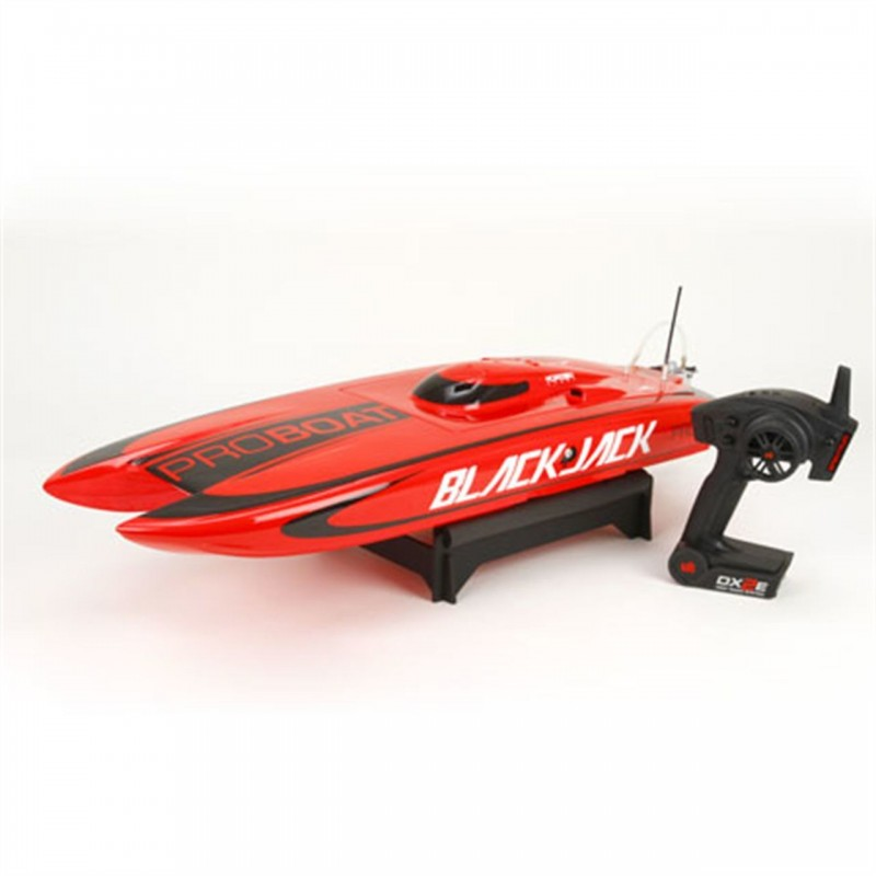 Pro Boat Blackjack 29-inch Catamaran Brushless V3: RTR PRB08011