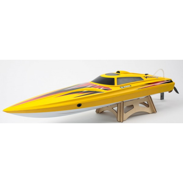Rage RC Velocity 800 BL Deep Vee Boat RTR RGRB1208