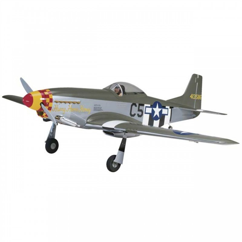 Top Flite P-51D Mustang .60 Size ARF w/Retracts TOPA0950