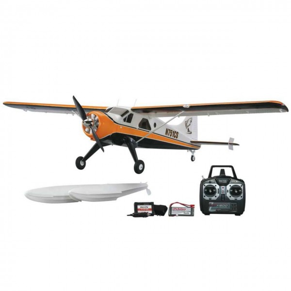 "Flyzone DHC-2 Beaver 59.5"" Select Scale RTF F..."