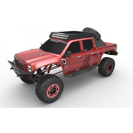 Redcat Racing Clawback Crawler 1/5 Scale Electric 2.4GHz Red REDCLAWBACK-CRAWLER-RED