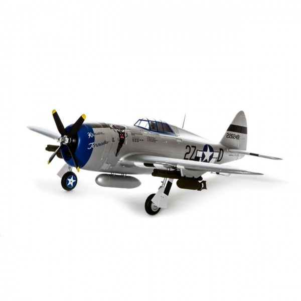 E-Flite P-47 1.2m BNF Basic Airplane EFL8450