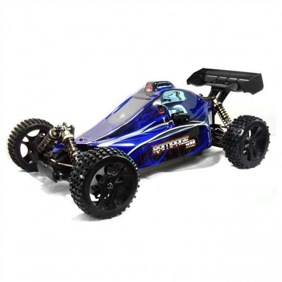Redcat Racing Rampage XB Buggy 1/5 Scale Gas REDRAMPAGE-XB-BLUE