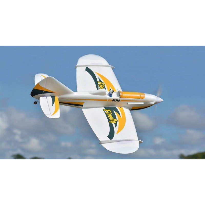 FMS LED FireFly 1100mm PNP Airplane FMM084P
