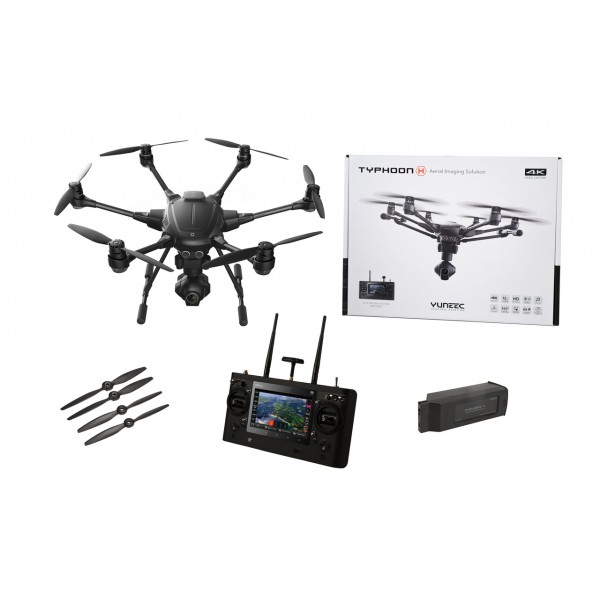 Yuneec Typhoon H RTF with ST16 CGO3+ YUNTYHSCUSCA