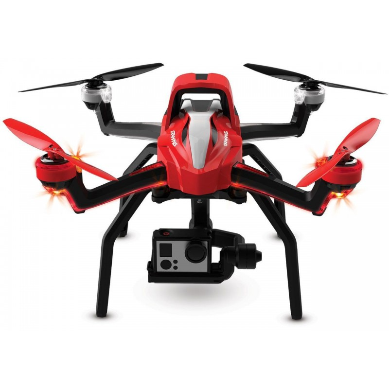 Traxxas Aton+ Quadcopter with Gimbal Battery and Charger RTF TRA7909